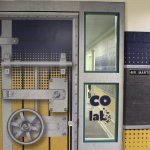 CoLab Vault Door Install